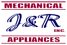 J & R Appliances, Inc. Logo